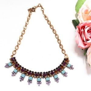 J. Crew Boho Statement Necklace